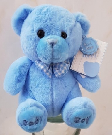 sml blue bear..add on