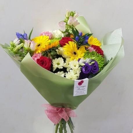 Bouquet, florist choice