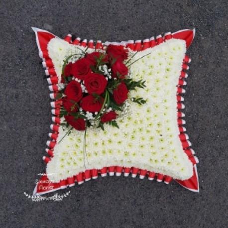 Large cushion