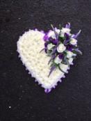 purple heart 2 sizes