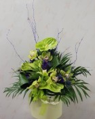 fun and funky hatbox