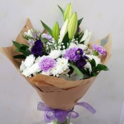 Lovely lilac (bouquet)